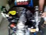 Moteur type 4 2 litres syncro carbus