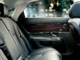 Interior footage of the all new Jaguar XJ