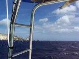 bateau vers les îles lavazzi