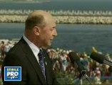 Discursul lui Basescu la Ziua Marinei - ProTV