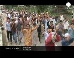 Demonstrations across Kashmir - no comment