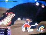 kingdomhearts Sora,Donald et Dingo vs cerbère(dans hercule)