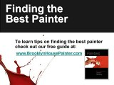 Best Brooklyn House Painter interior or exterior painting i