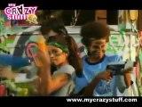 Pistolet automatique AK47 saturator - Mycrazystuff.com