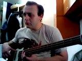 bass improvisation, improvisation à la basse