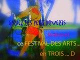 CE TROIS D ...trois dimensions ,trois aspects composés de l'