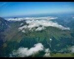 Vol au-dessus des Pyrénées avec Christian C.