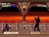 Mortal Kombat Trilogy - Scorpion to Chameleon Gameplay