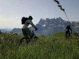 Mountain Bike aux Portes du Soleil