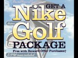 Free Golf Stuff – Irons, Wedges, And Clubs Etc. Save Money!