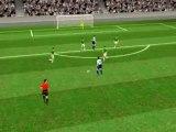 Argentine Mexique 3-0 Tevez