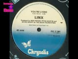 80's disco funk music - Linx - You're Lying 1980