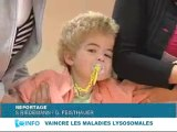 Séjours vacances enfants malades 2008- Asso VML