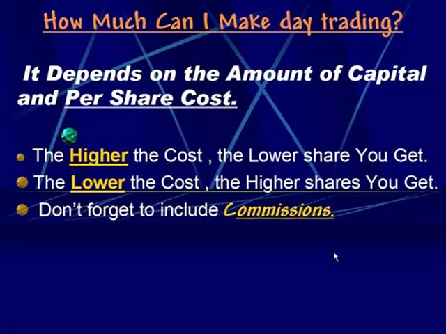 HOW MUCH CAN I MAKE IN DAY TRADING?