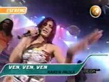 KAREN PAOLA - VEN, VEN, VEN - MEKANO 2004 extreno