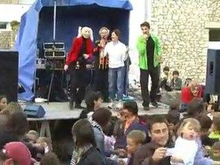 Ile aux Moines-Les z'Imbert & Moreau 15-08-2010