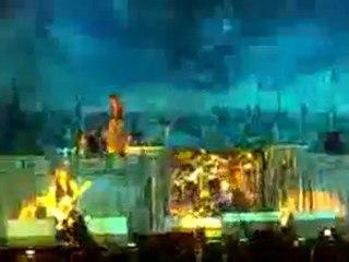 Directo Valencia Iron Maiden 21-08-10 - Brave new world