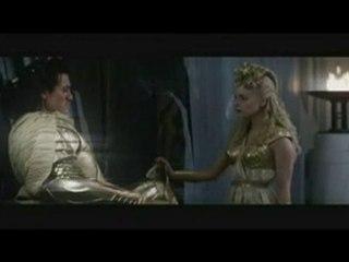 Miko jako Atena w rozmowie z Apollem!
