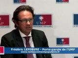 """UMP- """"Le navire France est sur la bonne voie"""""""