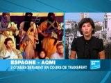 Les deux otages espagnols d'Al-Qaïda au Maghreb libérés