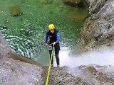 Canyoning en Corse : canyon du Richiusa - Altiplanet