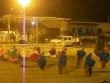 Danse folklorique en Equateur