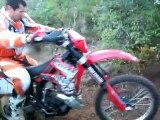 Sortie Enduro 24.08.2010.