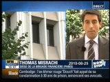 Affaire Bettencourt Sarkozy Woerth