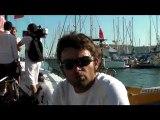 Jean-Marie Dauris sur les 2 premières manches à Cartagena