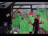 Spectacle Enfant Arbre de Noel 2014- Animation arbre de Noel- Spectacle de Magie Bretagne 29