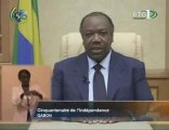 DISCOURS - Ali BONGO ONDIMBA - Gabon