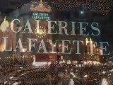 REDLINE aux GALERIES LAFAYETTE pour NOEL
