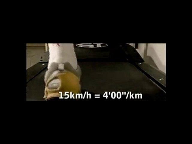 Pronacja a prędkość biegu