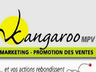 KANGAROO MPV Marketing - Promotion des ventes ...et vos acti