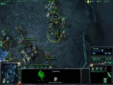 Match Starcraft II : Sarens (Terran) vs Lucifron (Protoss)