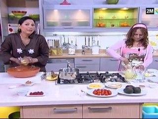 Choumicha Majdouline Idrissi - Jus de citron et Tartelettes