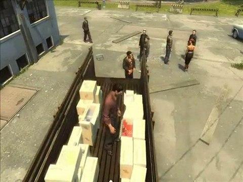Mafia 2 oyuniçi videosu - Merlin'in Kazanı