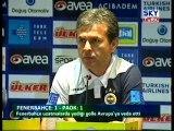 Fenerbahçe:1 - Paok: 1