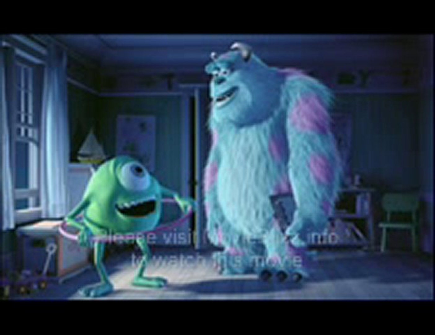 Monsters, Inc. (2001) part 1 of 15.