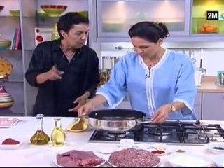 Choumicha Saïd Bey - Cervelle à la tomate