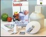 Bamix Slicesy robot Bamix - www.ideesboutique.com