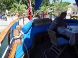 Voyage en Turquie et îles Grecques - Eté 2010 : La goélette