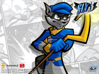 Sly 3 - PS2 - Partie 01