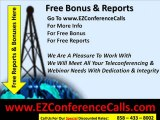 International  Teleconferencing – ACT Teleconferencing In