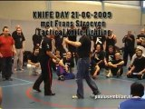 Knife Day met Frans Stroeven Tactical knife fighting