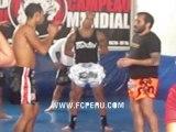 Seminario de Muay Thai: Make - Patada Frontal