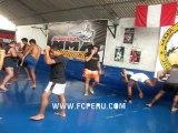 Seminario de Muay Thai: Make - Agarre de Patada Circular
