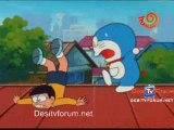 Doremon [Hungama Tv] - 30th August 2010 - Part1