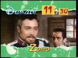 Bande Annonce  de la  Série ZORRO 1998 Disney Channel