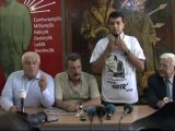 AKP TGB T-Shirt'ünü Hazmedemedi.. TGB T-Shirt'üne Gözaltı.